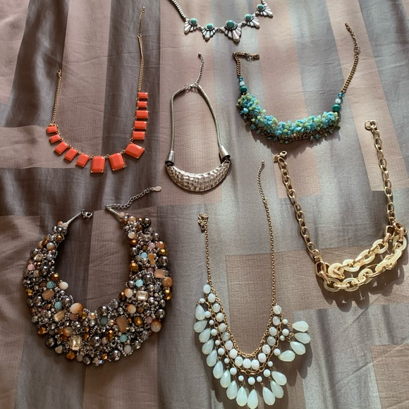 LOT of Necklaces $75 for all!